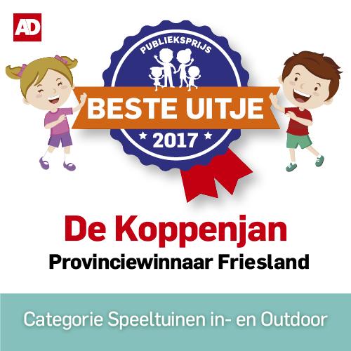 Banners Provincie Winnaars FRIESLAND4